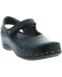 Wolky - Ankle Strap Clog - Lyst
