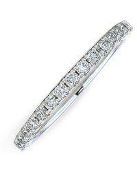 Kwiat - Diamond Stackable Ring - Lyst