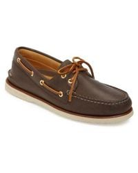 Sperry Top-Sider - 'gold Cup - Authentic Original' Boat Shoe - Lyst