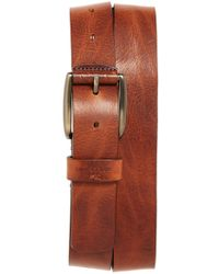 Ted Baker - 'jean' Leather Belt - Lyst