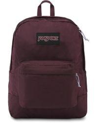 Jansport - Black Label Superbreak Backpack - Purple - Lyst