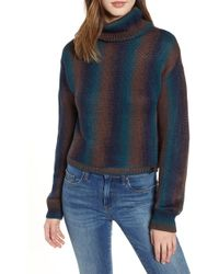 Obey - Helter Turtleneck Sweater - Lyst