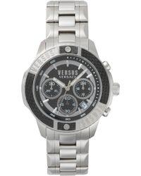Versus - Admiralty Chronograph Bracelet Watch - Lyst