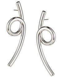 Jenny Bird - Coil Earrings - Lyst
