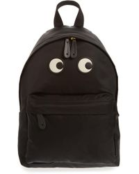 Anya Hindmarch - Eyes Nylon Backpack - - Lyst