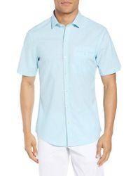Zachary Prell - Baumann Slim Fit Sport Shirt - Lyst
