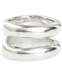 Sophie Buhai - Double Band Ring - Lyst