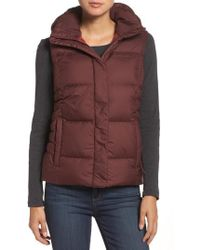 Patagonia | Down With It Hooded Down Vest | Lyst