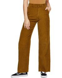 BDG - Urban Outfitters Corduroy Wide Leg Pants - Lyst