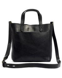 Madewell - Small Transport Leather Crossbody Bag - Lyst