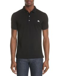 Burberry - Kenforth Polo - Lyst