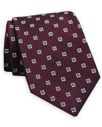 Gitman Brothers Vintage | Geometric Silk Tie | Lyst