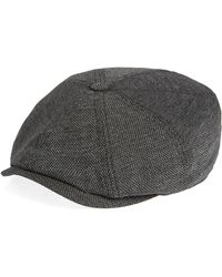 01053c2970c1e Lyst - Ted Baker Gleason Baker Boy Hat in Gray for Men
