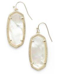 Kendra Scott - 'elle' Drop Earrings - Lyst