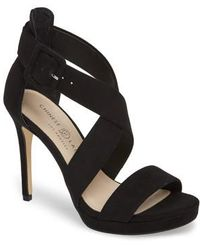 Chinese Laundry - Foxie Cross Strap Sandal - Lyst