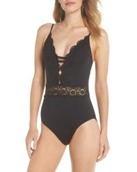 Becca - Muse One-piece Swimsuit - Lyst