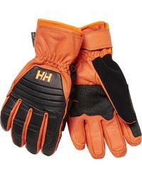 Helly Hansen - Ullr Leather Ski Gloves - Lyst