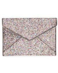 Rebecca Minkoff - 'leo' Envelope Clutch - - Lyst