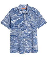 Tori Richard | 'ocean's 11' Classic Fit Cotton Lawn Sport Shirt | Lyst