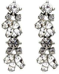 Ben-Amun - 'crystal Vine' Drop Earrings - Lyst