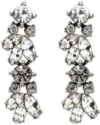 Ben-Amun | 'crystal Vine' Drop Earrings | Lyst