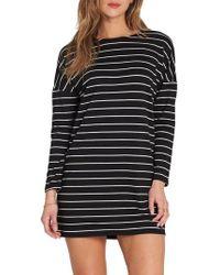 Billabong - Simply Put T-shirt Dress - Lyst