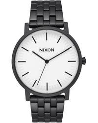 Nixon - Porter Bracelet Watch - Lyst