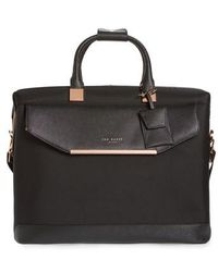 Ted Baker - Small Albany Duffel Bag - - Lyst