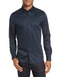 Ted Baker - Marsay Modern Slim Fit Sport Shirt - Lyst