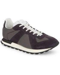 MM6 by Maison Martin Margiela - Maison Margiela Replica Runner Sneaker - Lyst