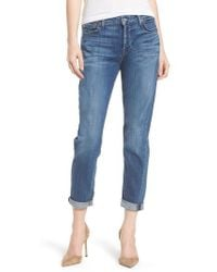 7 For All Mankind | 7 For All Mankind Josefina Boyfriend Jeans | Lyst