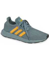 5913bd3af Lyst - Adidas Swift Run Running Shoe in White for Men