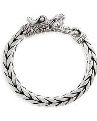 John Hardy - Legends Naga Dragon Head Bracelet - Lyst