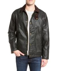 Barbour - Heskin Waxed Cotton Jacket - Lyst