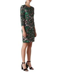 Whistles - Adelaide Body-con Dress - Lyst