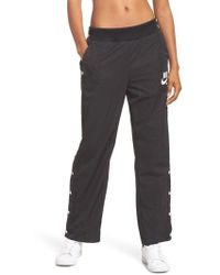 Nike - Sportswear Archive Snap Track Pants - Lyst