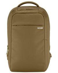 Incase - Icon Lite Backpack - Metallic - Lyst