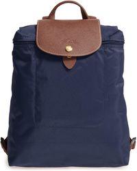 Longchamp - 'le Pliage' Backpack - Lyst
