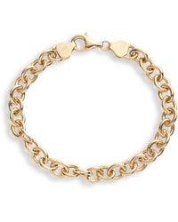 Argento Vivo - Classic Chain Bracelet - Lyst