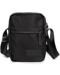Eastpak - The One Constructed Nylon Crossbody Bag - - Lyst
