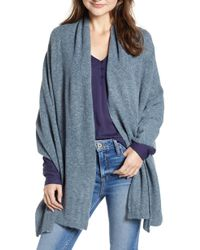 Treasure & Bond - Oversized Travel Wrap - Lyst