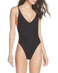 Billabong - Tanlines One-piece Swimsuit - Lyst