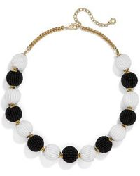 BaubleBar - Crispin Necklace - Lyst
