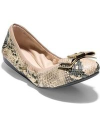 Cole Haan | 'tali' Bow Ballet Flat | Lyst
