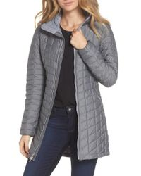 The North Face - Thermoball(tm) Insulated Hooded Parka - Lyst