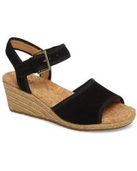 UGG - Ugg Maybell Wedge Sandal - Lyst