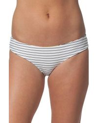 Rip Curl - Miami Vibes Reversible Hipster Bikini Bottoms - Lyst