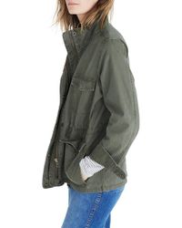 Madewell - Surplus Jacket - Lyst