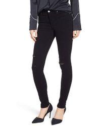 Hudson Jeans - Nico Supermodel Ankle Super Skinny Jeans - Lyst