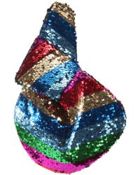 Nina - Fortune Cookie Embellished Pouch - Lyst